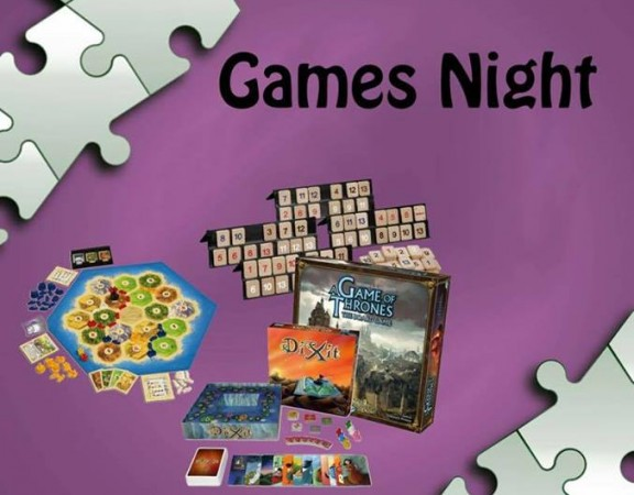 games night west gate studios