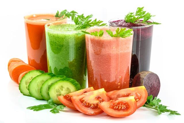 sucuri naturale pentru detoxifiere